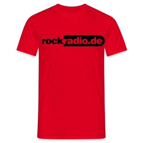 loge rockradio 10 - Männer T-Shirt
