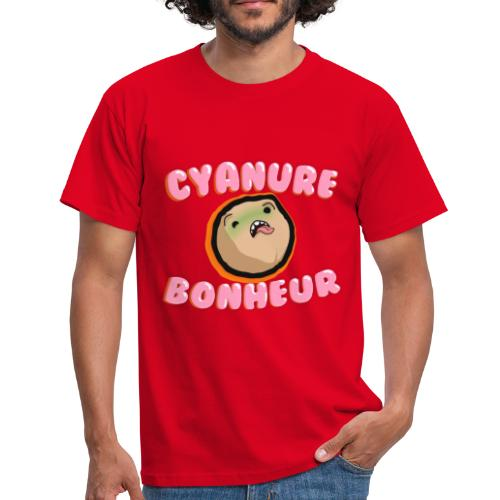 Cyanure - T-shirt Homme