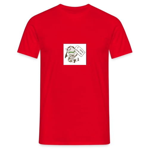 Genji I NEED HEALING - Männer T-Shirt