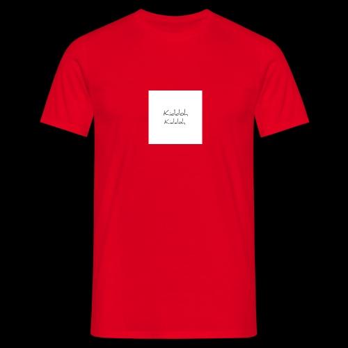 KiddohKiddoh - Männer T-Shirt