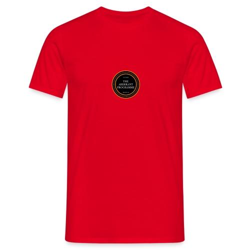 Aberrent Founders Logo - Men's T-Shirt