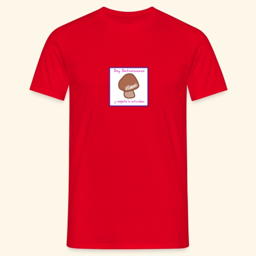 Soy Setamaniaco - Camiseta hombre