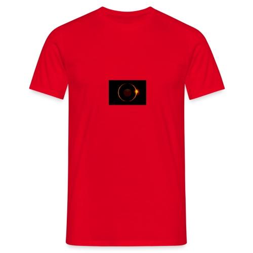 Das schönste Desing - Männer T-Shirt