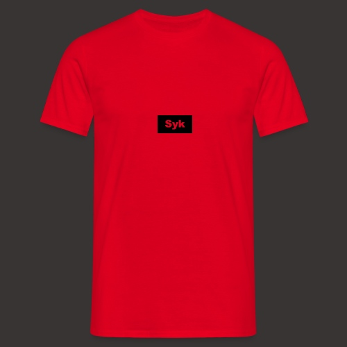 Syk - Men's T-Shirt