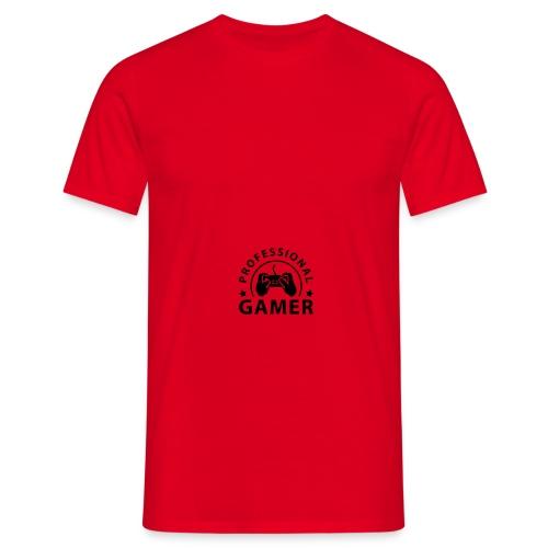 Profi Gamer Shirt - Männer T-Shirt