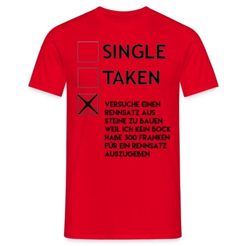 Rennsatz - Männer T-Shirt