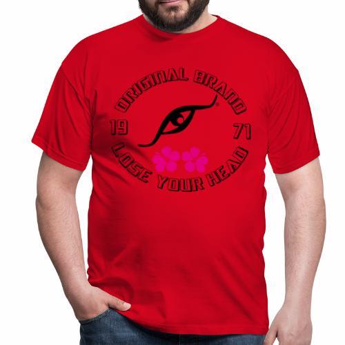 LOSE YOUR HEAD - Camiseta hombre
