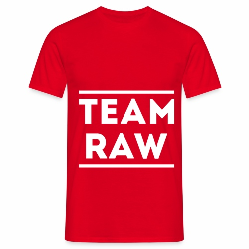 Team Raw - T-shirt Homme
