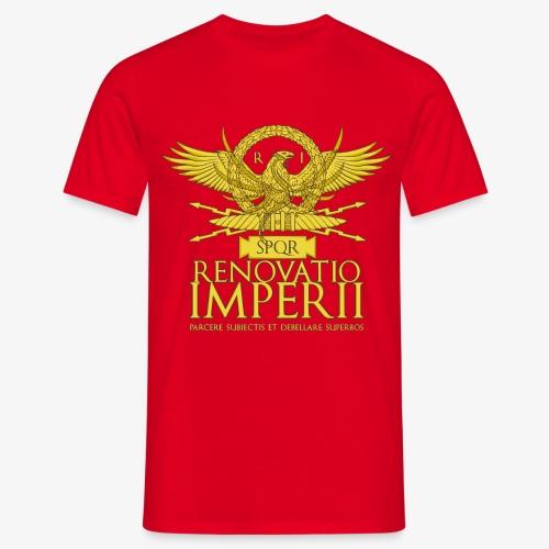 Emblema Renovatio Imperii - Maglietta da uomo