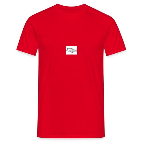 Da Ish`n Lachs - Männer T-Shirt