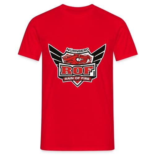 ROF Logo - Männer T-Shirt