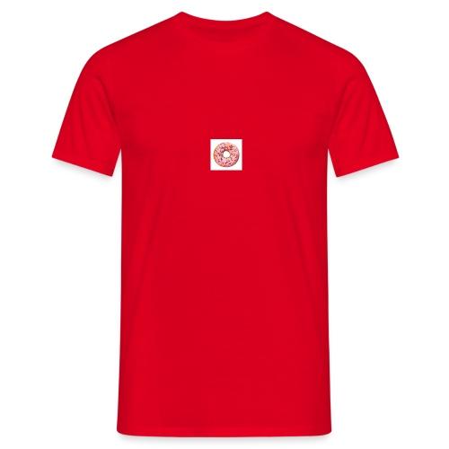 Doughnut Hoodie - Men's T-Shirt