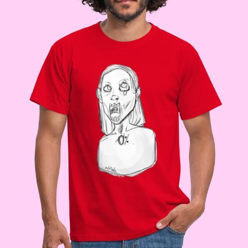 Totalne zero - Koszulka męska