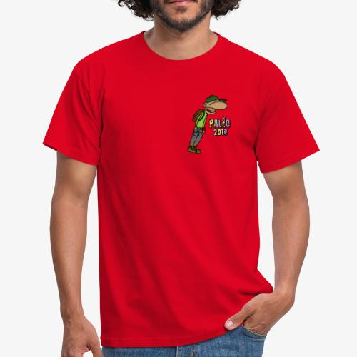 Paléo 2018 Character - T-shirt Homme
