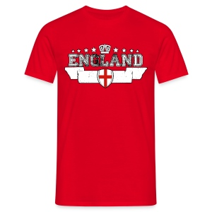 Angleterre 3 - T-shirt Homme
