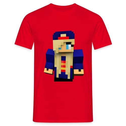Skin - Männer T-Shirt