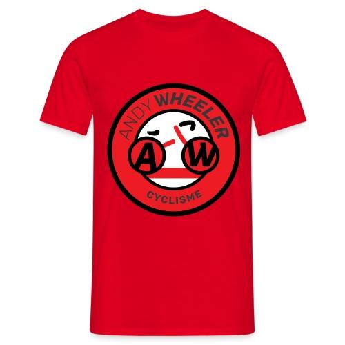 AW CYCLISME La Vuelta - T-shirt Homme