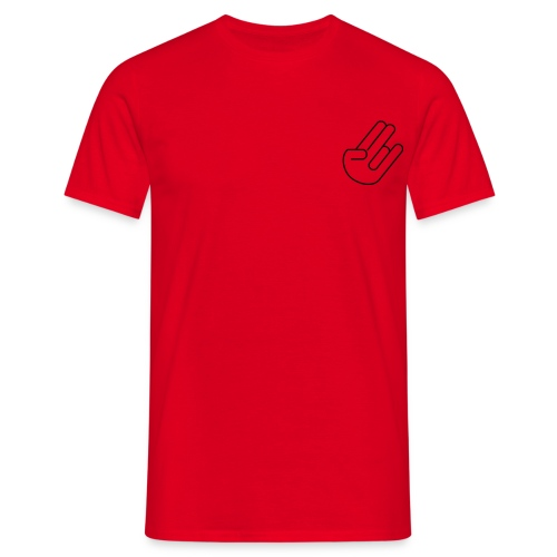 hand shocker - T-shirt herr