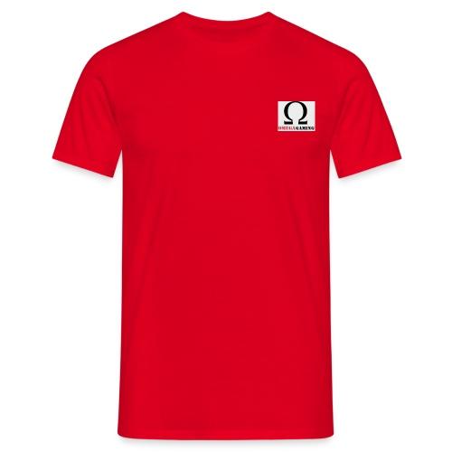 OMEGAGAMING Logo - Men's T-Shirt