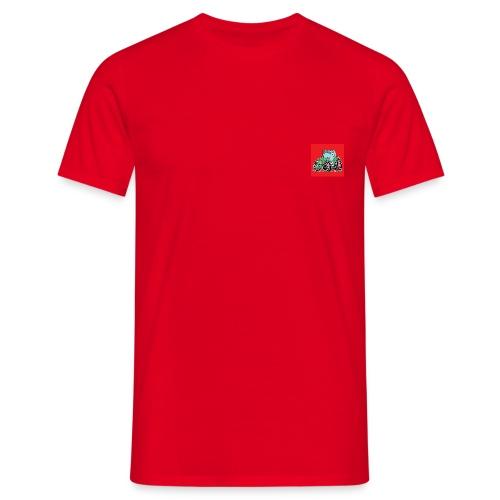 tracteur 1 rouge - T-shirt Homme