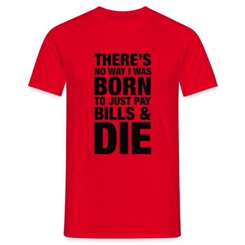 tee 001 - Men's T-Shirt