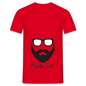 Hipster time - Camiseta hombre