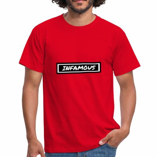InFamous - Men's T-Shirt