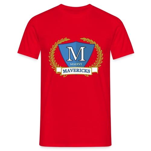 Mavericks_Club-_Stemma_3_T-shirt_3 - Maglietta da uomo