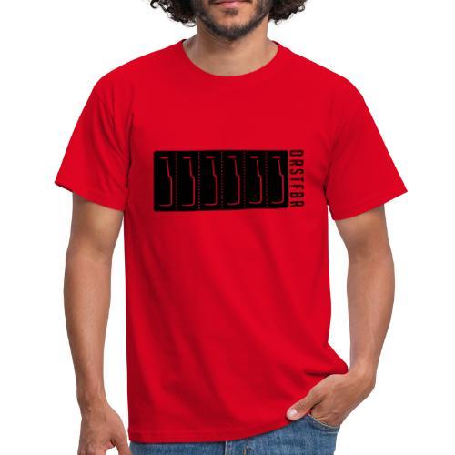 Fieberzäpfchen - Männer T-Shirt
