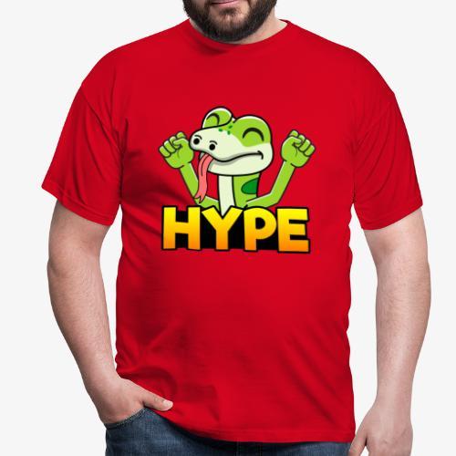 Ödlan Hype - T-shirt herr