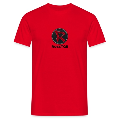 RossTGB LOGO - Men's T-Shirt