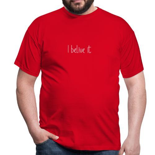 Maglia TonyGame - Maglietta da uomo