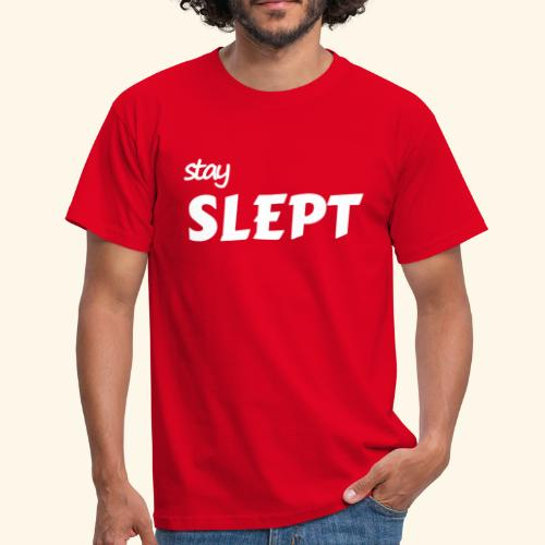 Reste couché - T-shirt Homme