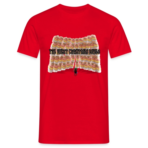 For mange skumfiduser - Herre-T-shirt