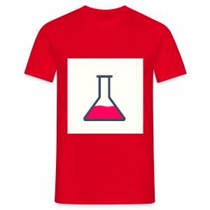Logoshirt - Männer T-Shirt