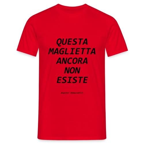 questamaglietta - Maglietta da uomo