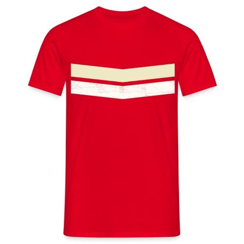 Franjas - Cool - Camiseta hombre