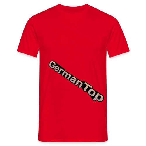 GermanTop Logo - Männer T-Shirt
