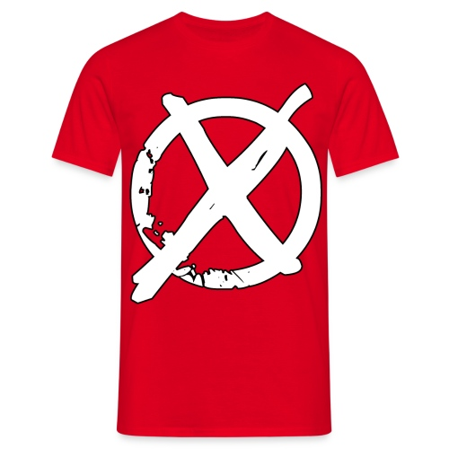 Tony Cole - Modern Straight Edge - Men's T-Shirt