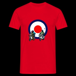 Mods - Men's T-Shirt