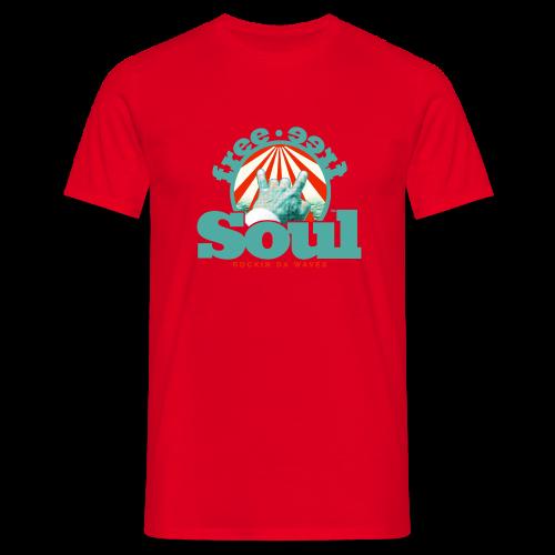 geweihbär - Männer T-Shirt