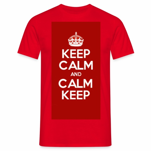 Keep Calm Original Shirt - Men's T-Shirt