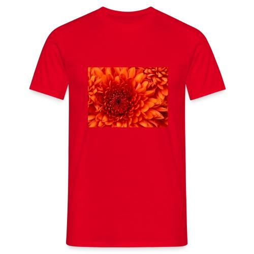 Chrysanthemum - Mannen T-shirt