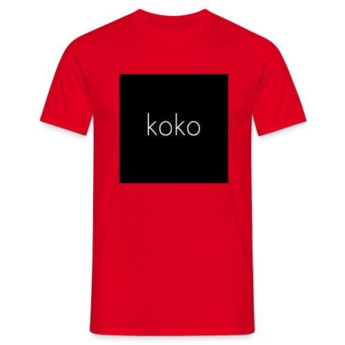 koko - T-shirt Homme