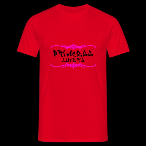 princesse lover's - T-shirt Homme