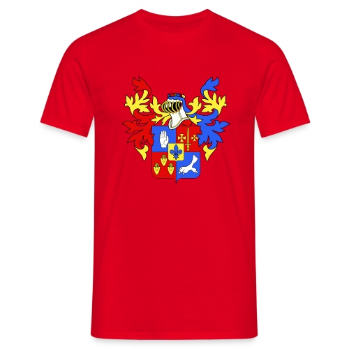 LECOMBLE 08 - T-shirt Homme