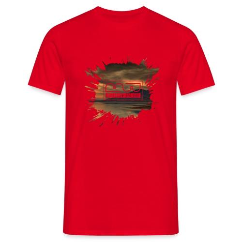 Men's shirt Splatter - Men's T-Shirt