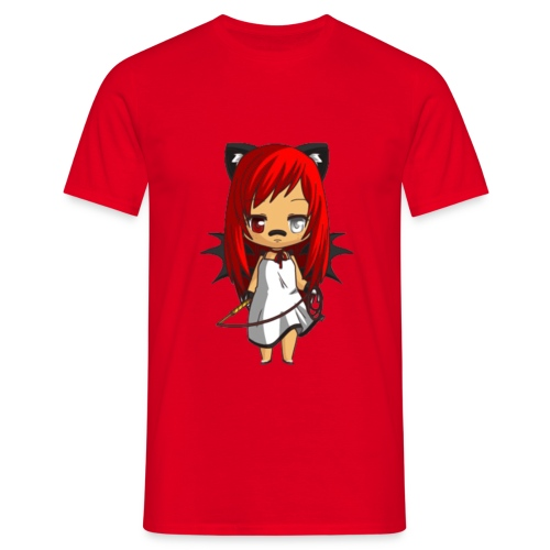 Chibi Alia by Calyss - T-shirt Homme