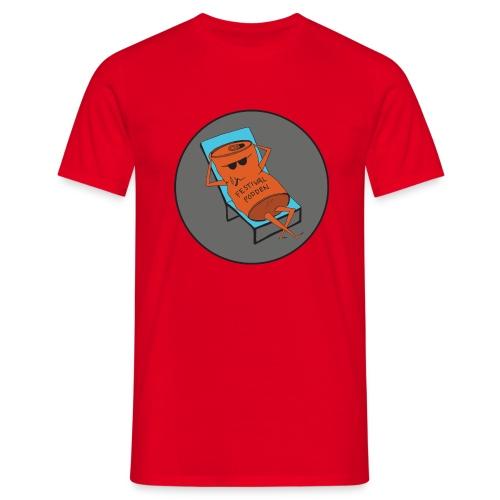 Festivalpodden - Loggan - T-shirt herr