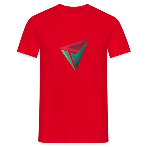 90gQopen T-Shirt | Logga Färg - T-shirt herr